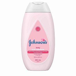 Loção Hidratante Baby JOHNSON'S®