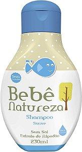 Shampoo Suave Bebê Natureza 230ml
