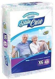Fralda Geriátrica Estilo Care EG / 50 unid