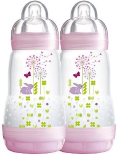 MAM Easy Start First Bottle 260ml 2M+ Mamadeira
