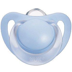Chupeta Ortodôntica Trendline Comfort Tam 1 - Azul - NUK