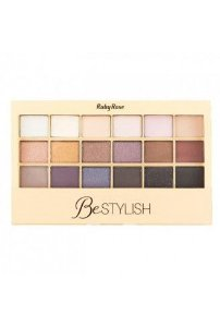 PALETA DE SOMBRA RUBY ROSE - BE STYLISH