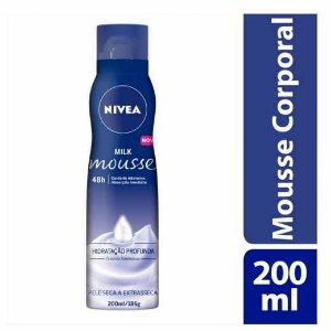 MILK MOUSSE NIVEA