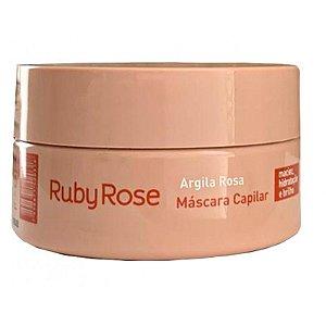 MASCARA CAPILAR ARGILA ROSA - RUBY ROSE
