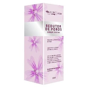 SERUM FACIAL REDUTOR DE POROS - MAX LOVE