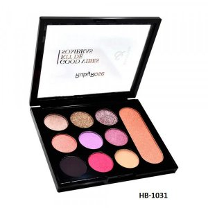 KIT DE SOMBRAS 08 CORES - RUBY ROSE