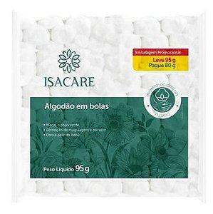 ALGODAO EM BOLAS 95G - ISACARE