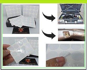 Selos Transparente / Adesivo Protetor de Batente Capo, Portas e Porta-Malas - (Todas as Marcas)