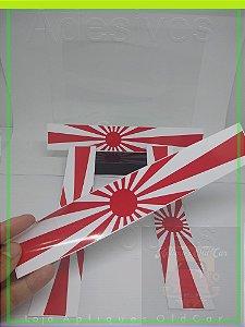 Adesivo Faixa Decorativa Cores - (Japão Imperial) - Faixa 30cm_x_5cm