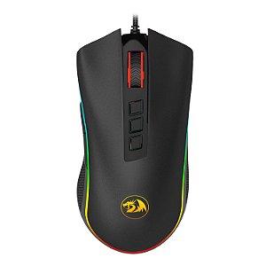 Mouse Gamer Redragon Cobra, Chroma, 10000 DPI - M711