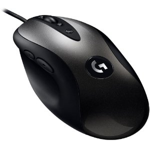 Mouse Gamer Logitech MX518 Hero, 8 botões, 16000 DPI - 910-005543