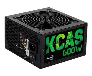 Fonte Aerocool KCAS 600W 80 Plus Bronze EN53374