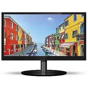 Monitor LED PCTop 23.6´ HDMI Preto - MLP236HDMI