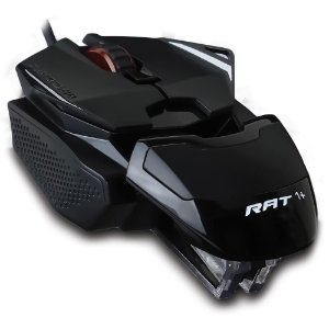 Mouse Gamer MadCatz R.A.T. 1+