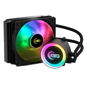 Water Cooler KWG Crater E1-120R, RGB - CRATER E1-120R