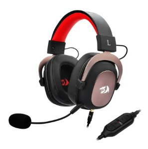 Headset Gamer Redragon Zeus 2, 7.1 - H510-1
