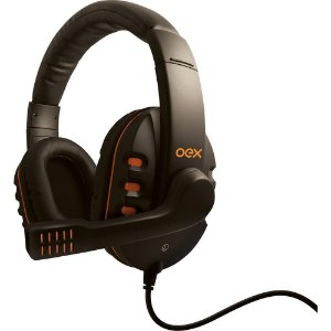 Headset Gamer Oex Action - HS-200