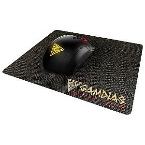 Kit Gamer Gamdias Mouse e Mousepad - GD-DEMETER-E1