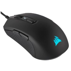 Mouse Gamer Corsair M55 PRO Ambidestro, RGB, 12400 DPI - CH-9308011
