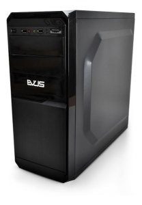 Computador Evus Elementar, Intel Dual Core J1800, 4GB DDR3, HDD 320GB