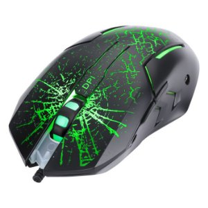 Mouse Gamer Marvo Scorpion M207, LED, 3200 DPI