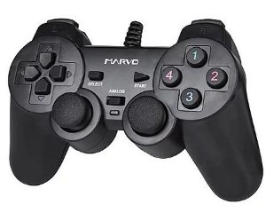 Controle USB Gamepad Marvo Scorpion GT-006