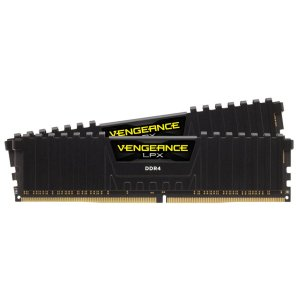 Memória Corsair Vengeance LPX, 16GB (2x8GB), 3000MHz, DDR4 - CMK16GX4M2D3000C16