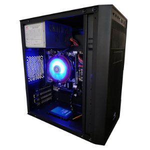 Computador C3Tech Intel Core i3 3240, 8GB DDR3, SSD 120GB