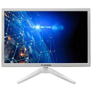 Monitor LED Bluecase 19´, HDMI, Branco - BM19X4HVW