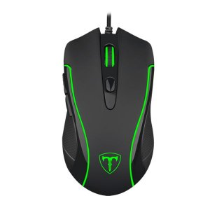 Mouse Gamer T-Dagger Private, RGB, 3200 DPI - T-TGM106