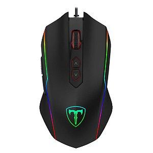Mouse Gamer T-Dagger Sargeant, RGB, 4800 DPI - T-TGM202