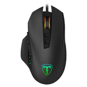 Mouse Gamer T-Dagger Warrant Officer, RGB, 4800 DPI - T-TGM203