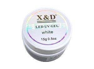 GEL X&D LED UV WHITE 15GR
