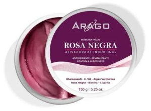 MÁSCARA ROSA NEGRA 150G - ÁRAGO