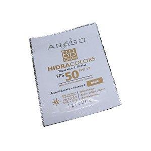 SACHE BB CREAM HIDRACOLOR FPS 50 BEGE 1 G