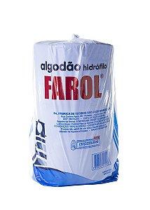 ALGODÃO HIDROFILO FAROL 500 GR