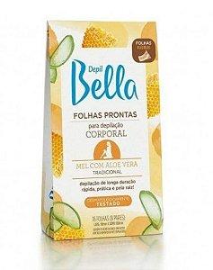 DBELLA FOLHAS CORPORAL MEL 16 FLS