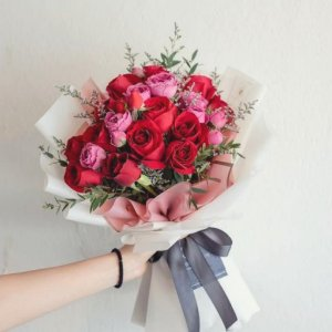 Bouquet Sweet Rose