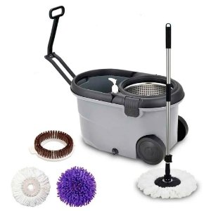 Balde espremedor com mop capacidade 16 litros - Mop Move