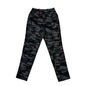 GAP KIDS calça de moletom camuflado modelo slim L 10-12 anos