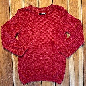 RESERVA MINI casaco de linha vermelho 6 anos