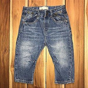 ZARA calça jeans 9-12 meses