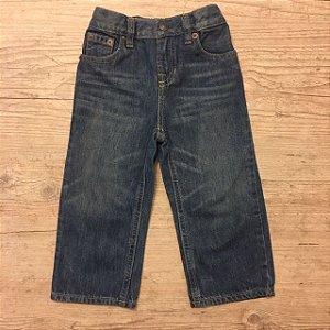 RALPH LAUREN calça jeans 24 meses