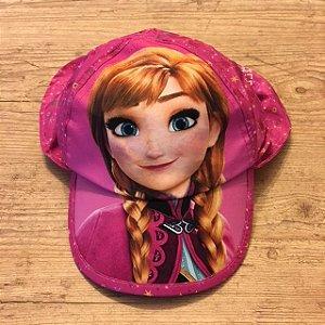 DISNEY chapéu Anna Frozen proteção UVLINE tam 56