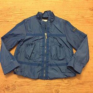 GEOX casaco nylon azul fem 4 anos