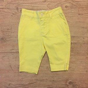 RALPH LAUREN calça social amarela 6 meses