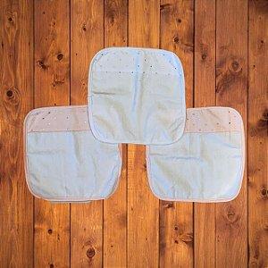 JUST BORN toalinha rosa kit c 3