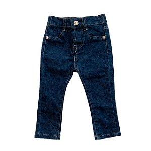 SEVEN calça jeans escura 12 meses