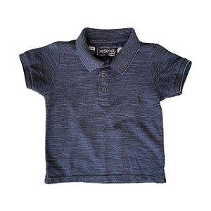 RESERVA MINI camisa polo azul 1 ano