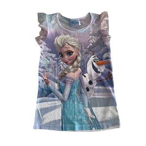 DISNEY camiseta Frozen 10 anos